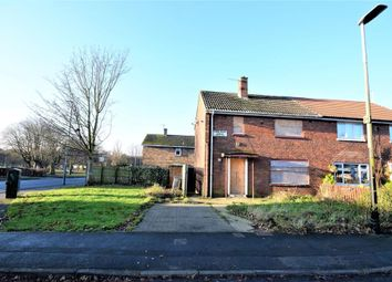 3 bed semi-detached house for sale in Dunn Road, Peterlee, County Durham SR8