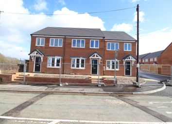 Thumbnail 3 bed terraced house for sale in Woodland Street, Biddulph, Stoke-On-Trent