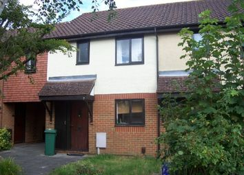 Thumbnail 3 bed terraced house to rent in Langshott, Horley, Surrey