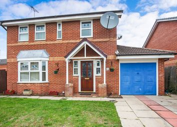 Thumbnail 4 bed detached house for sale in Davenham Way, Middlewich