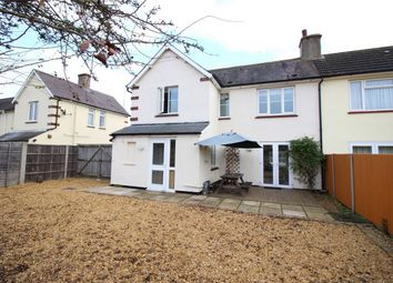 Thumbnail 2 bedroom semi-detached house for sale in Great North Road, Buckden, St. Neots