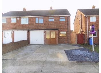 Thumbnail 3 bed semi-detached house for sale in Roberts Close, Sittingbourne