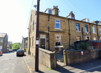 Thumbnail 3 bed terraced house for sale in Wellington Street, Allerton, Bradford