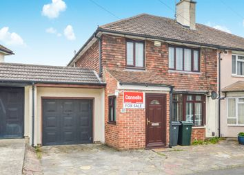 Thumbnail 3 bed semi-detached house for sale in St. Stephens Walk, Ashford
