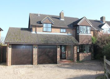 Thumbnail 4 bed detached house for sale in The Common, Winchmore Hill, Amersham, Buckinghamshire