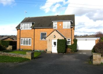 Thumbnail 3 bed detached house for sale in Larch Way, Brockwell, Chesterfield