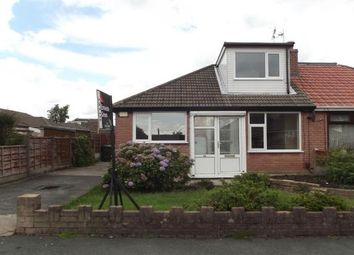 Thumbnail 4 bed semi-detached bungalow to rent in Grasscroft Road, Hindley Green, Wigan