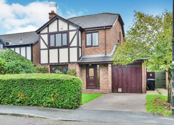 Thumbnail 4 bedroom detached house for sale in Sunnybank Road, Bowdon, Altrincham