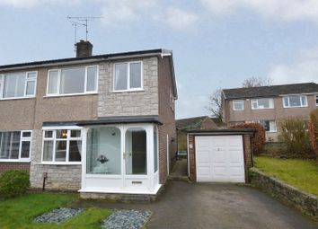 Thumbnail 3 bed semi-detached house for sale in Calder Close, Wetherby, West Yorkshire