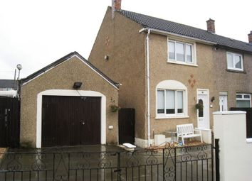 Thumbnail 2 bed end terrace house for sale in Baird Avenue, Holehills, Airdrie