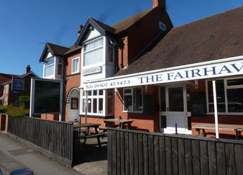 Thumbnail Hotel/guest house for sale in Victoria Road, Mablethorpe