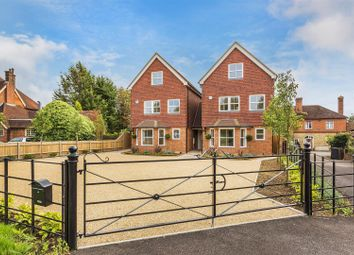 Thumbnail 4 bed detached house to rent in The Common, Cranleigh