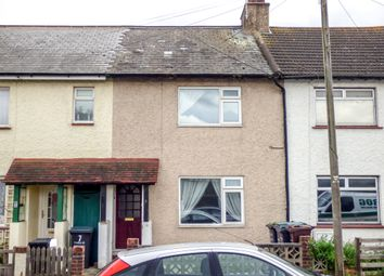 3 bed terraced house for sale in Council Avenue, Northfleet, Gravesend DA11