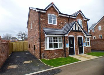 Thumbnail 2 bed semi-detached house for sale in Irelands Croft Close, Sandbach