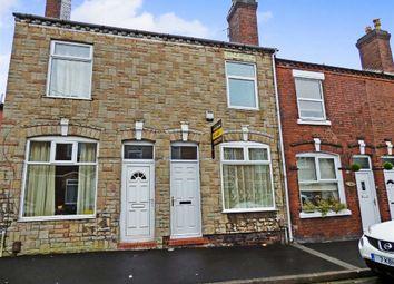 Thumbnail 2 bedroom terraced house for sale in Colville Street, Fenton, Stoke-On-Trent