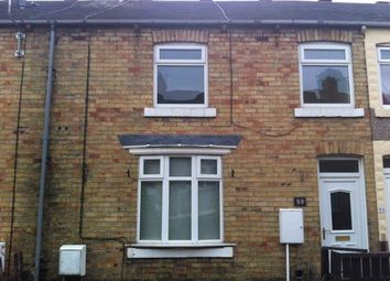3 bed terraced house to rent in Portia Street, Ashington NE63