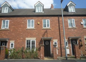 Thumbnail 4 bed town house for sale in Kilcoby Avenue, Swinton