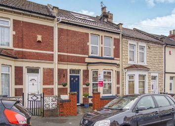 Thumbnail 3 bed terraced house for sale in Sandholme Road, Brislington, Bristol