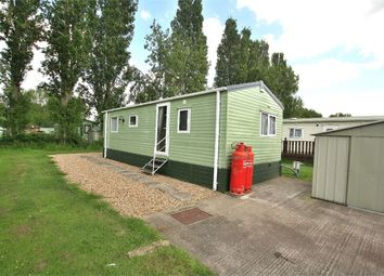 Thumbnail 2 bed mobile/park home for sale in Mallard Pastures, Billing Aquadrome, Northampton