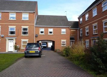 Thumbnail 1 bedroom flat to rent in Redrock Crescent, Kidsgrove, Stoke-On-Trent