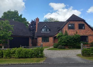 Thumbnail 5 bedroom detached house for sale in Stanbrook Close, Bradfield Southend, Reading