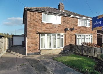 Thumbnail 2 bed semi-detached house for sale in Milldale Road, Long Eaton, Nottingham