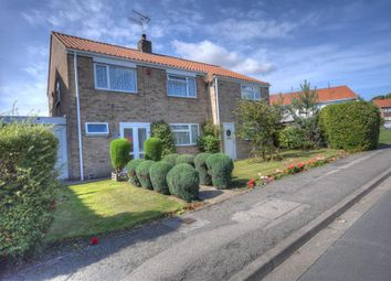 Thumbnail 3 bed detached house for sale in Carnaby Avenue, Bridlington