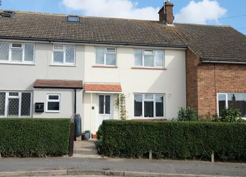 Thumbnail 3 bed terraced house for sale in Rectory Close, Little Waltham, Chelmsford