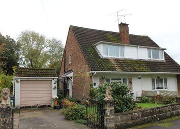 3 bed semi-detached house for sale in Holly Close, Farnborough, Hampshire GU14