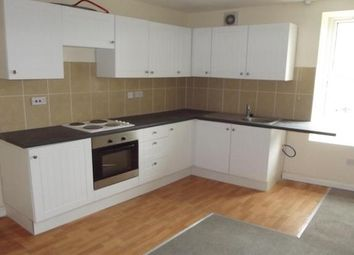 Thumbnail 2 bed flat to rent in Pool Street, Caernarfon