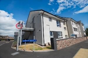 Thumbnail 2 bedroom flat to rent in 66 Cloverleaf Grange, Aberdeen