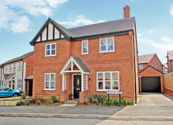 4 bed detached house for sale in Seaton Way, Mapperley, Nottingham NG3