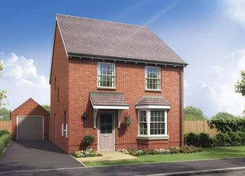 "Thumbnail 3 bed detached house for sale in ""Irving"" at Stockton Road, Long Itchington, Southam"
