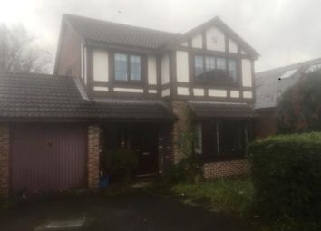 Thumbnail 4 bed detached house for sale in Vicarage Gardens, Sandbach, Cheshire