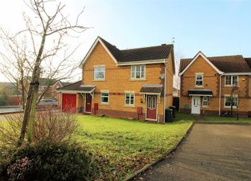Thumbnail 2 bed semi-detached house to rent in Starling Close, Kidsgrove, Stoke-On-Trent