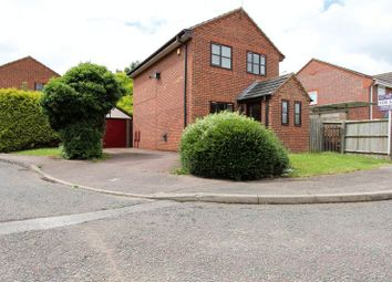 Thumbnail 3 bedroom detached house for sale in Chestnut Drive, Soham, Ely