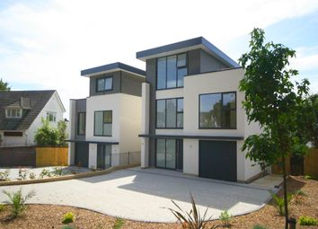 Thumbnail 4 bed property to rent in Harbour View Road, Lower Parkstone, Poole