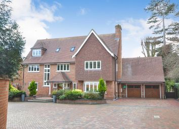 Thumbnail 5 bed detached house for sale in Station Lane, Ingatestone