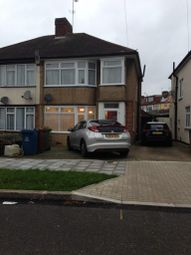 Thumbnail 3 bed semi-detached house to rent in St. Margarets Avenue, South Harrow, Harrow