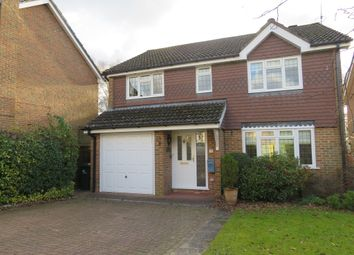 4 bed detached house for sale in Toftwood Close, Maidenbower, Crawley RH10