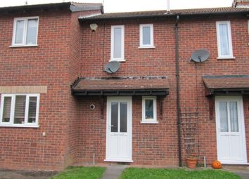 Thumbnail 1 bed terraced house for sale in Constable Drive, Bradwell, Great Yarmouth