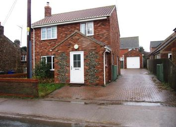 Thumbnail 3 bed detached house for sale in Lakenheath, Brandon, Suffolk