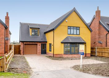 Thumbnail 4 bedroom detached house for sale in Plot 3, Burston Road, Dickleburgh, Diss