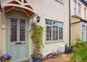 Thumbnail 3 bed terraced house for sale in Corbett Road, Walthamstow, London