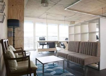 Thumbnail Serviced office to let in Pickfords Wharf, Wharf Road, London