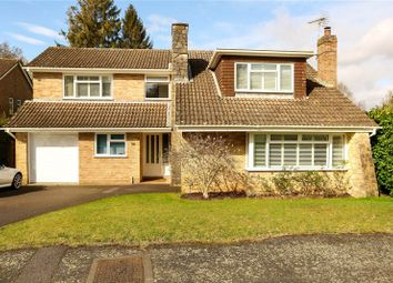 Thumbnail 4 bed detached house for sale in Willow Gardens, Liphook, Hampshire