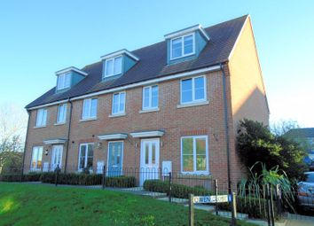 Thumbnail 3 bed end terrace house for sale in St. Christopher Avenue, Fareham