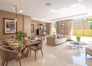 Thumbnail 3 bedroom mews house for sale in Sir Thomas Lipton, 151 Chase Side, Southgate, London
