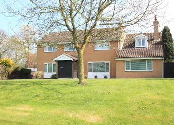 Thumbnail 5 bedroom detached house for sale in Woodlands Lane, Shorne, Kent