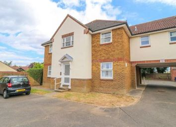 Thumbnail 1 bed flat to rent in Layer Road, Colchester, Essex